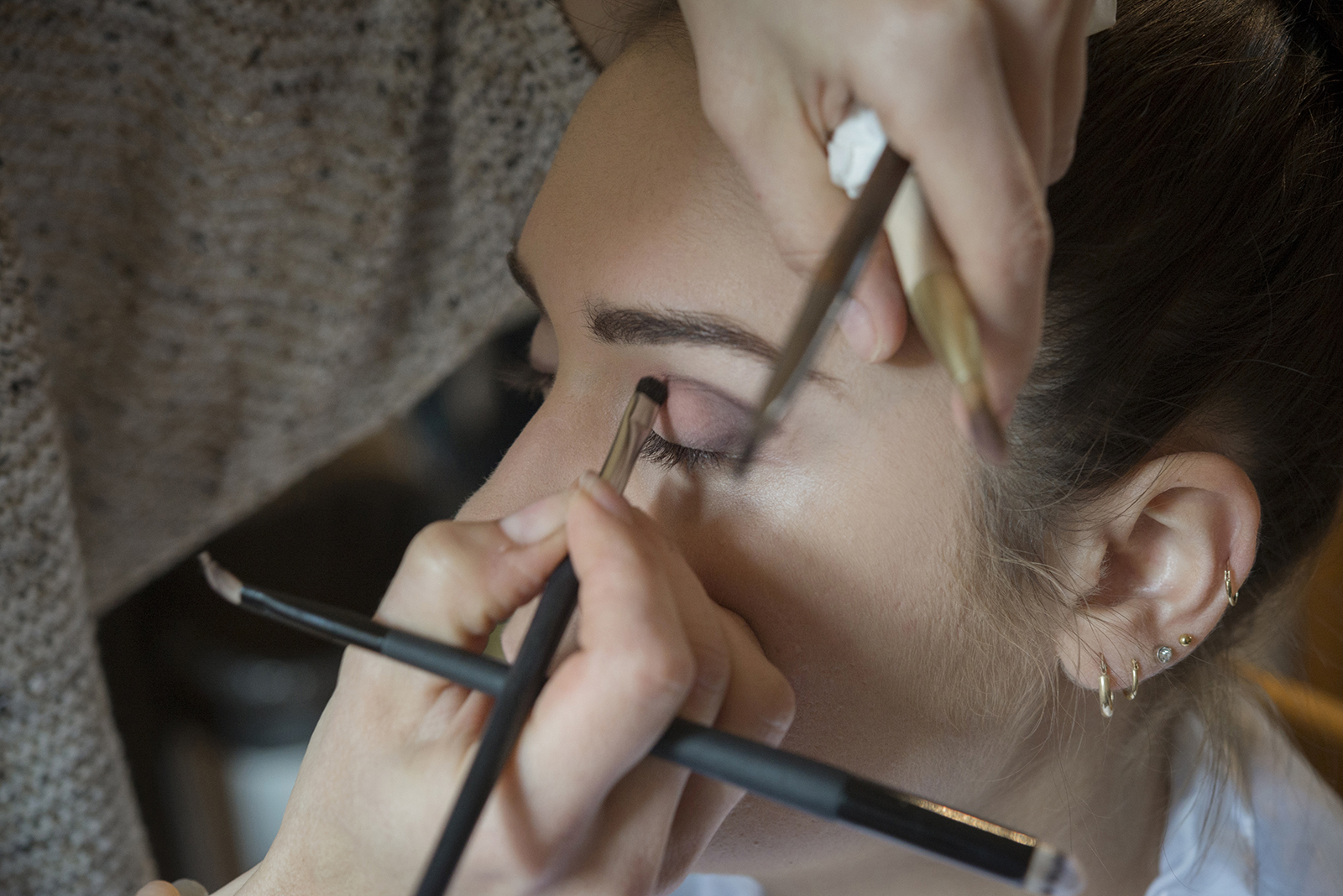 reportage maquillage