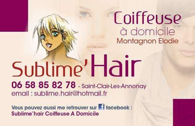 sublime'hair