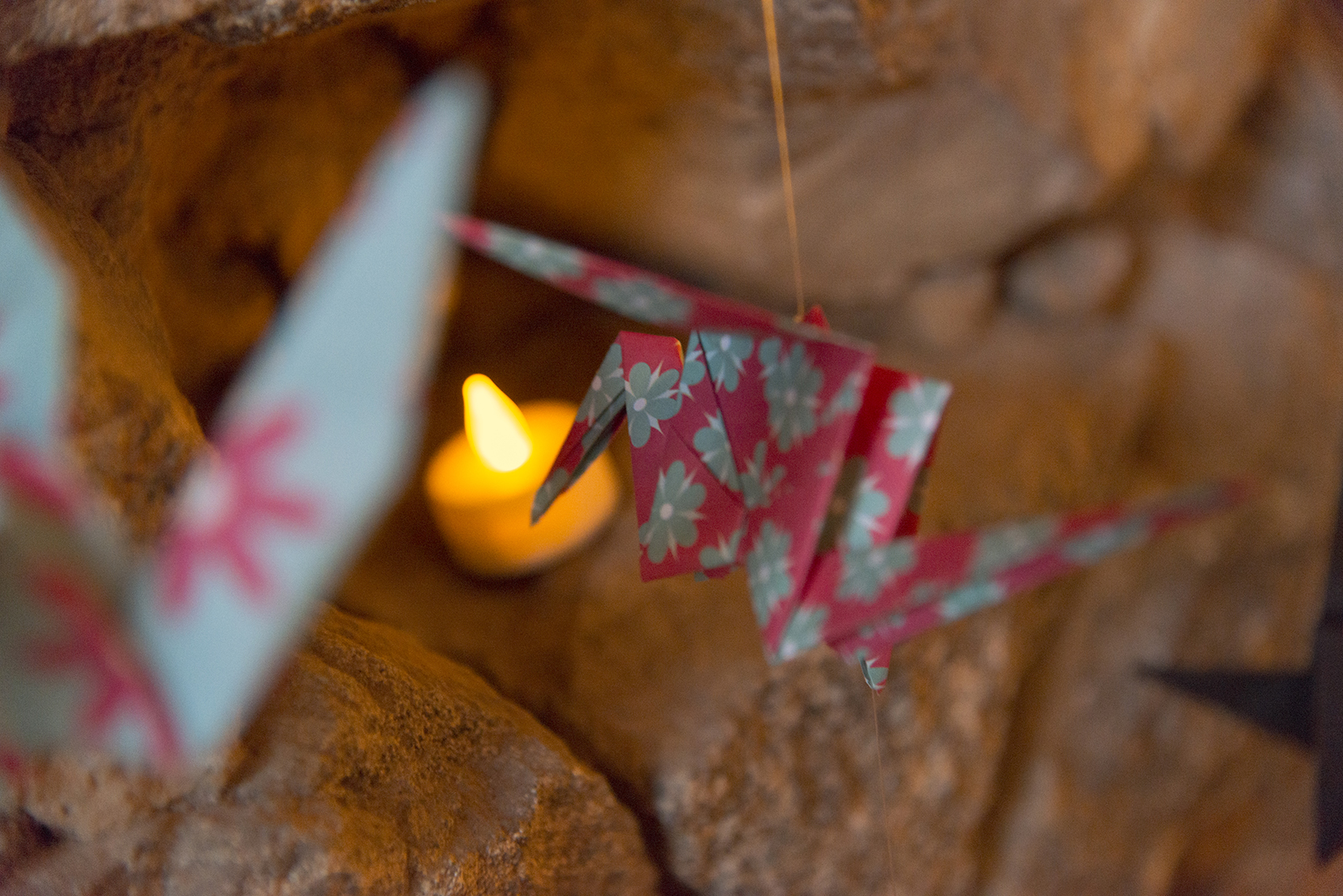 origami déco mariage