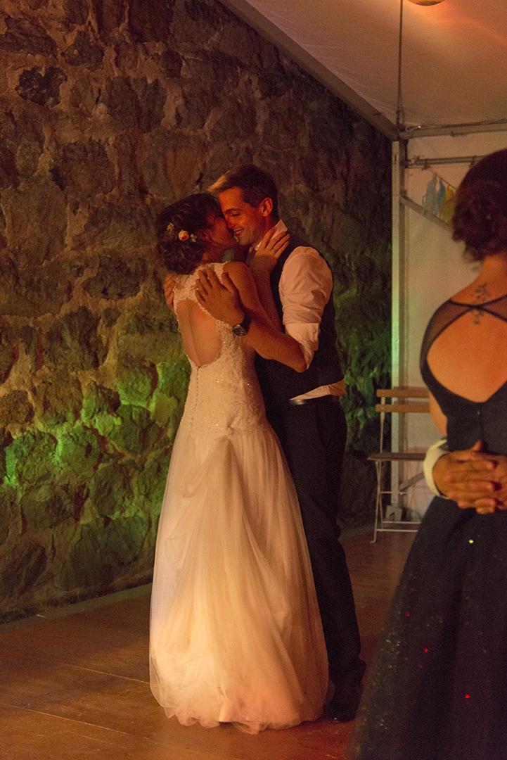 mariés première danse