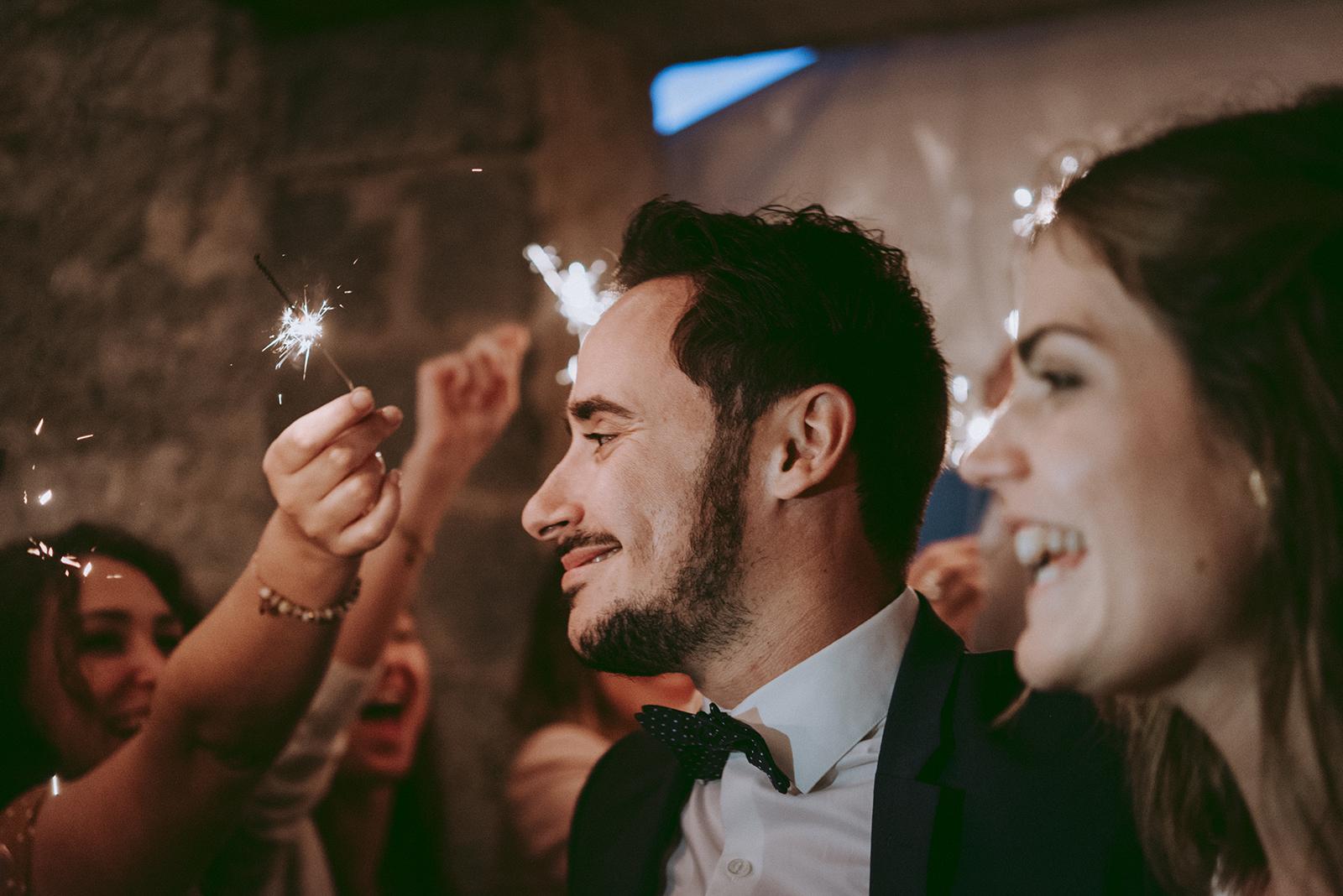 feux de bingalle mariage