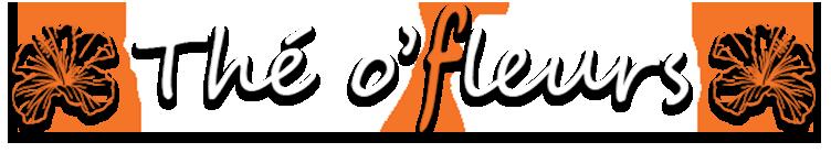 logo thé'o fleurs